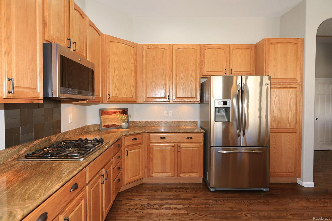 Loads of Cabinets, All Appliances Included