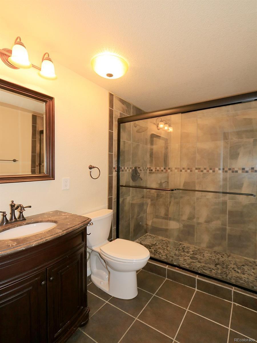 Beautiful Basement Bath