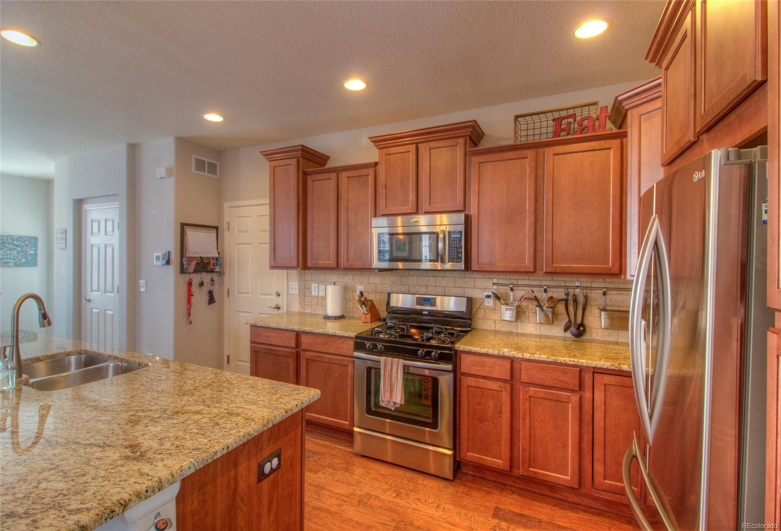 All Kitchen appliances included!