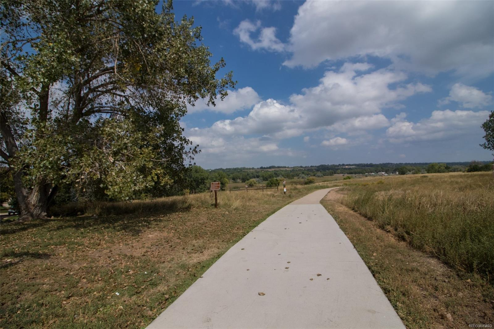 Enjoying walks, bike rides or runs along the Bear Creek Greenbelt