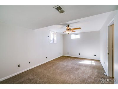 Large Basement Bedroom