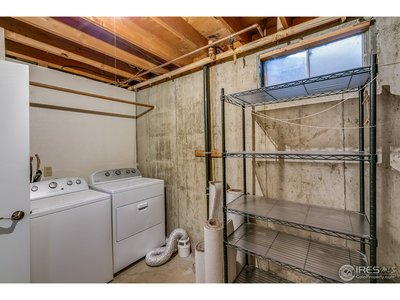 Laundry Room & Storage W/D Included