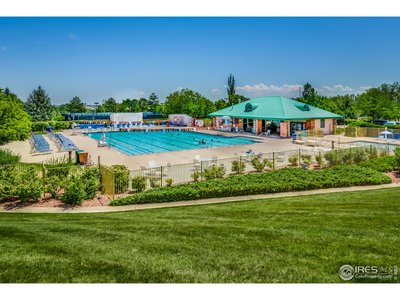 Summer fun at the Community Pool