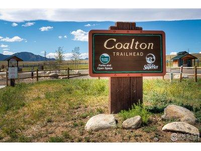 Close to Coalton Trail