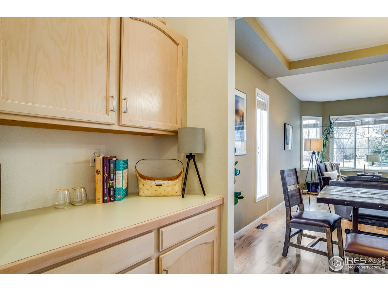 Butlers Pantry Off Kitchen