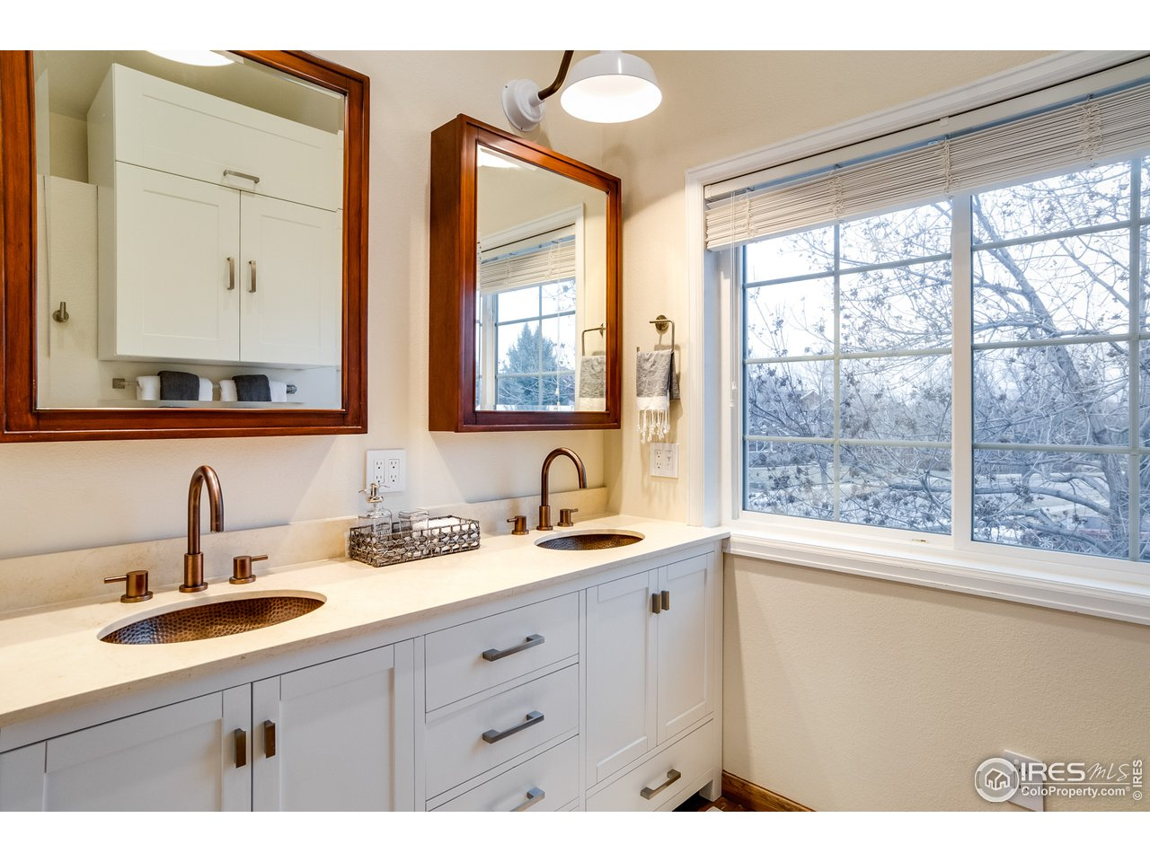 Brand New Bathroom with Flatiron Views