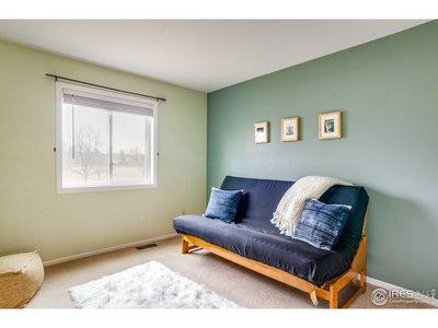 Second Bedroom with Walk-In Closet