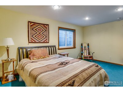 Fourth Bedroom in Basement