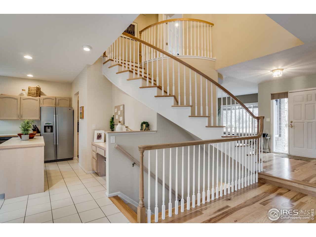 Brand New Staircase