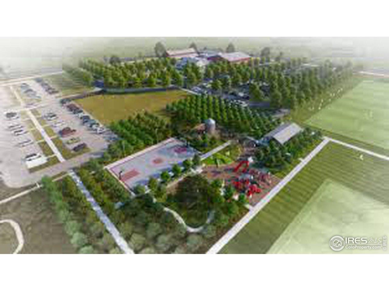 RENDERINGS   Waggener Farm Park & Recreation Cente