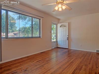 Living Room - Hardwood floors