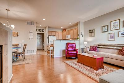 Open floorpan with spacious rooms and plenty of natural light