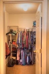 Huge Closet Space
