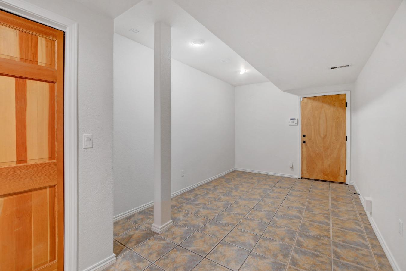 Lower Level Mudroom/storage/pantry to Garage