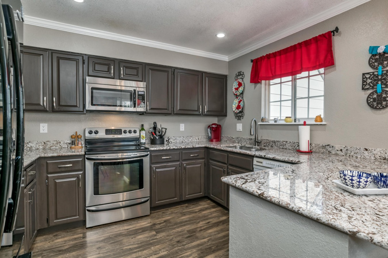 Granite Counters and new appliances