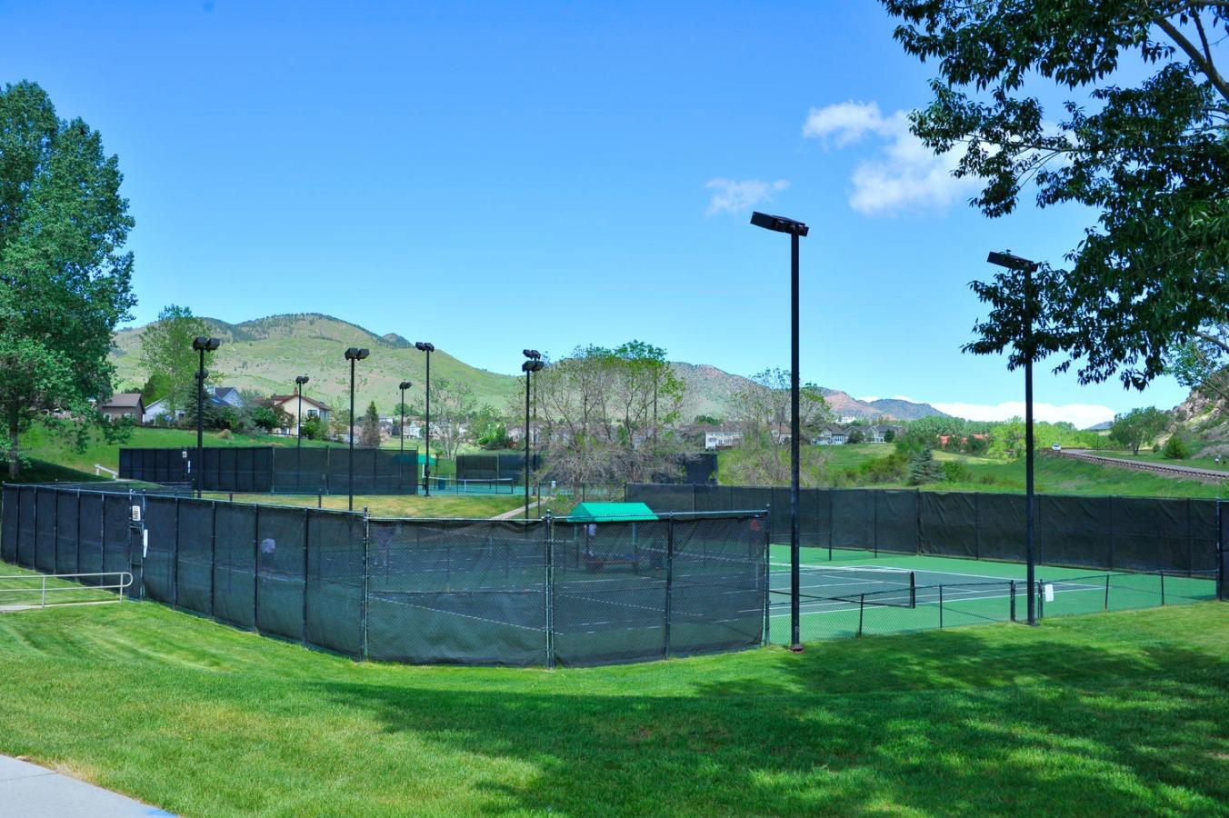 Ken Caryl Tennis Courts