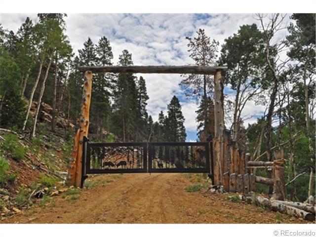 Gated Access at 1799 Robinson Hill Road