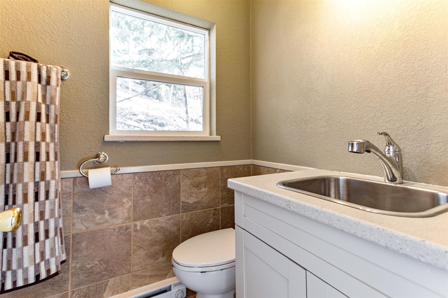 Nonconforming Bathroom
