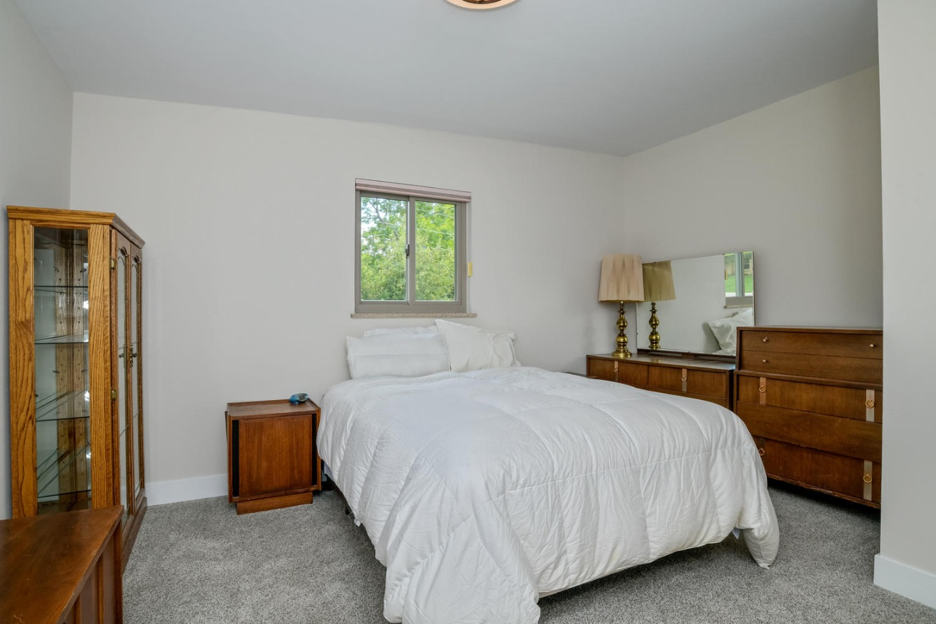 Nice Sized Master Bedroom