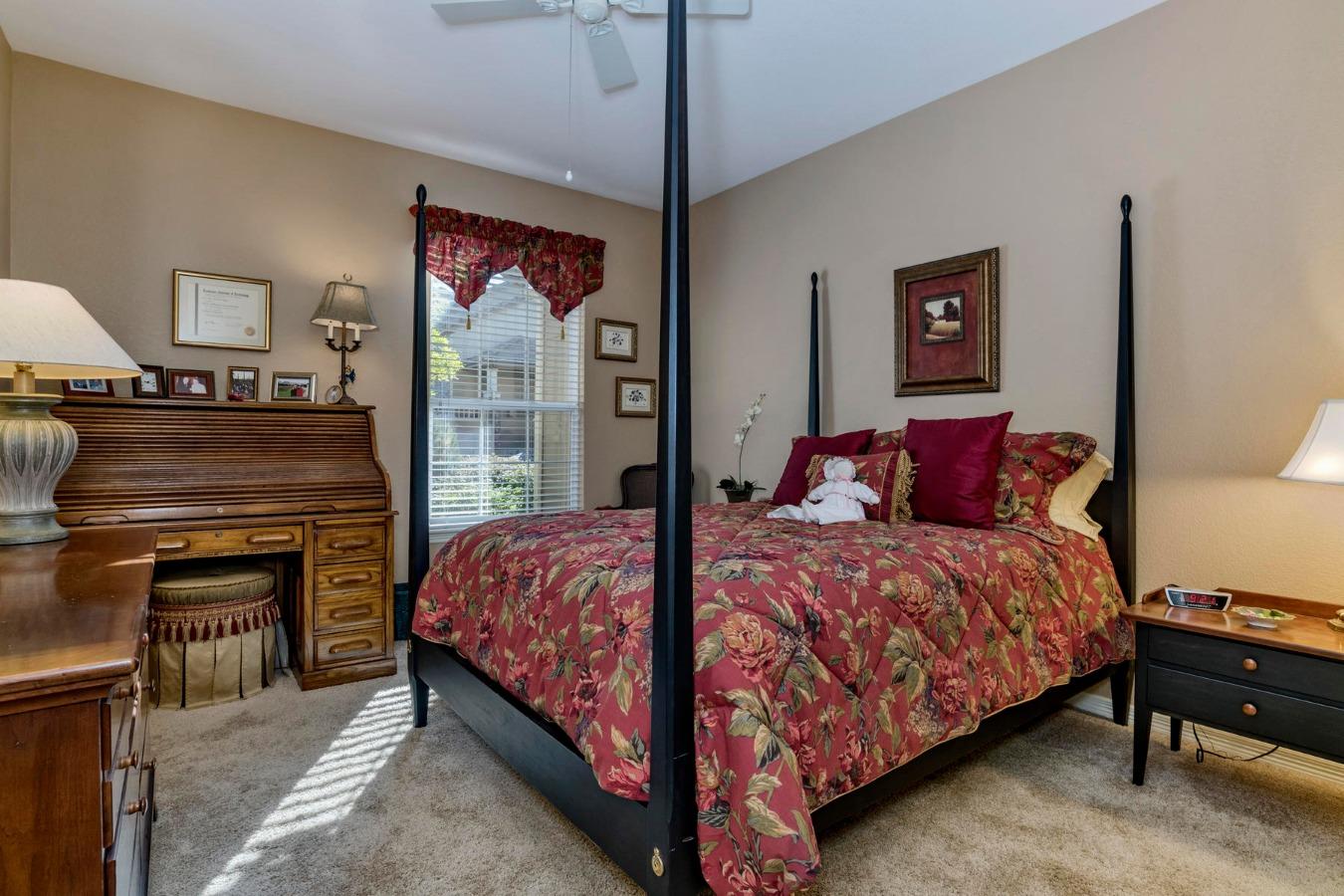 Large Second Bedroom on Main Floor