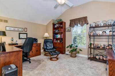 Spacious Loft/Office Could be 3rd BR or Guest Area
