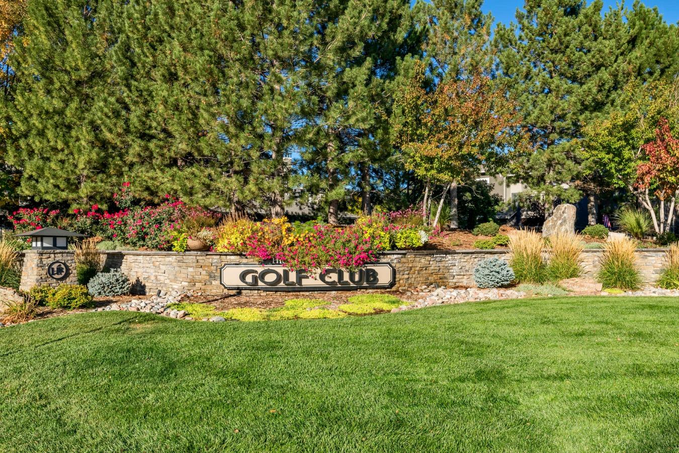 Neighborhood is in Highlands Ranch Golf Community