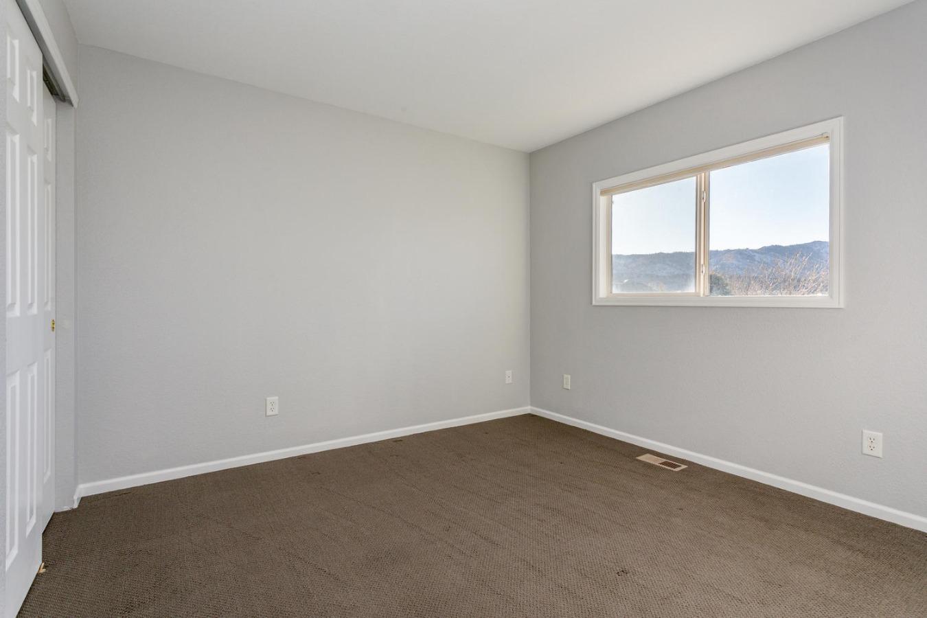 Bedroom #2  New Carpet Throughout Upper Floors