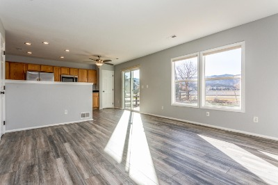 Spacious, Open Great Room with Views