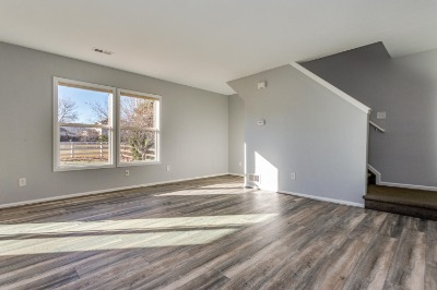 Wide Plank Flooring on Main Floor