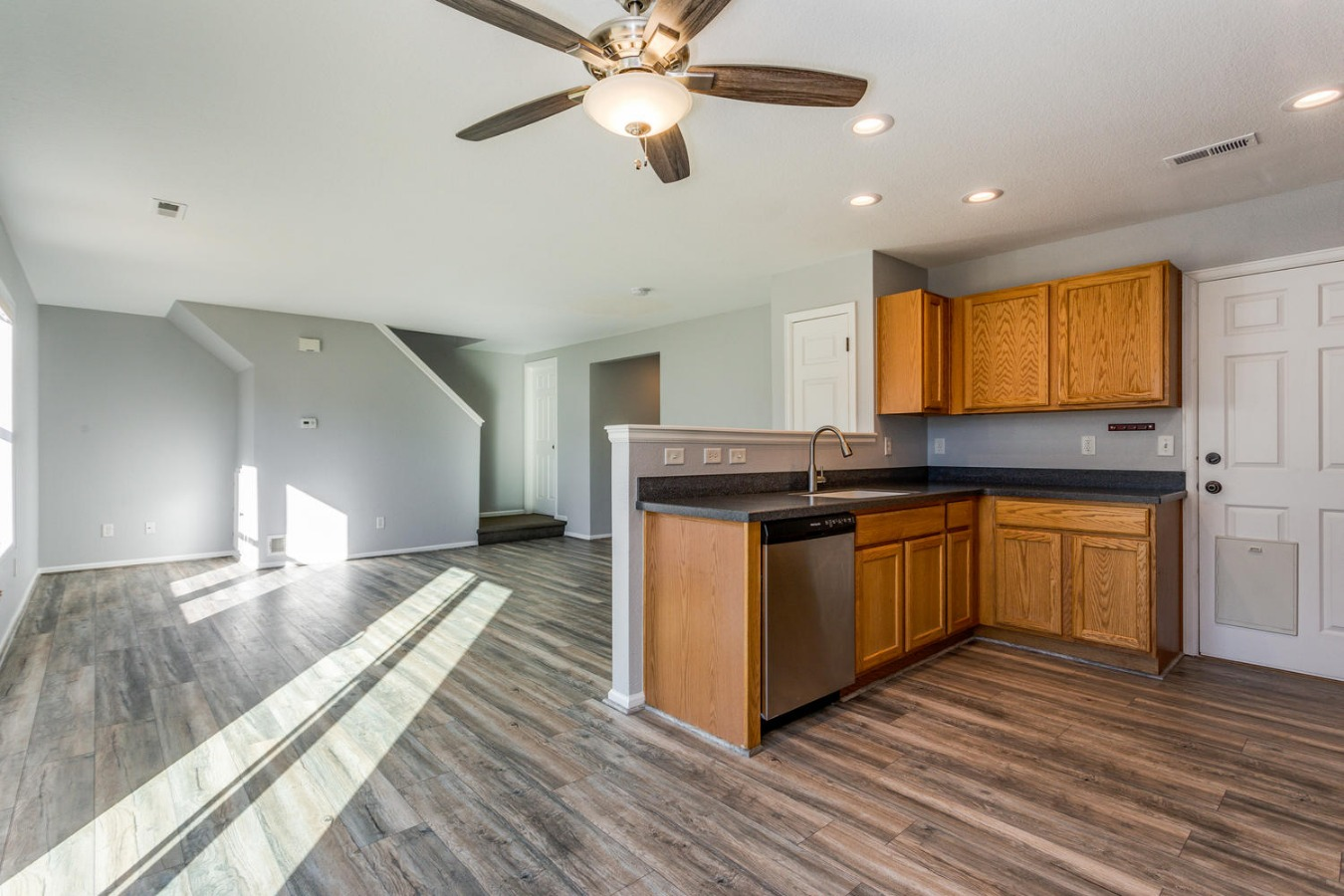 Space in Kitchen for Large Table