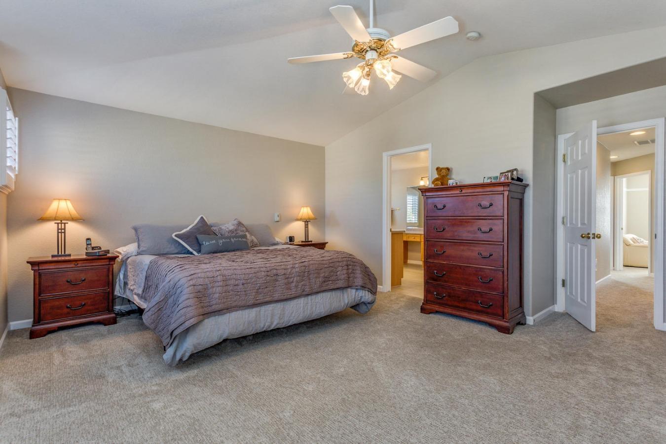 Master Bedroom to Upper Hallway
