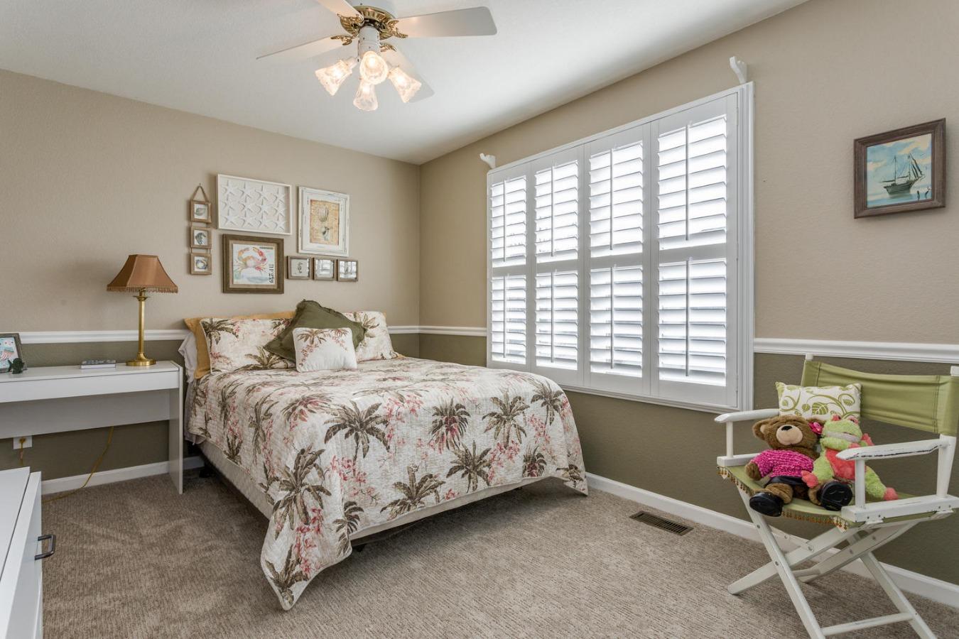 Bedroom #2 with Private Bath En-suite
