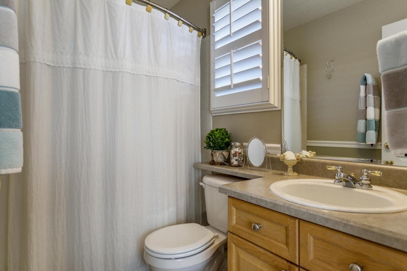 Full Private Bath in BR #2