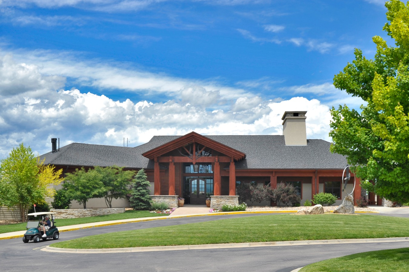 Clubhouse for Highlands Ranch Golf Club