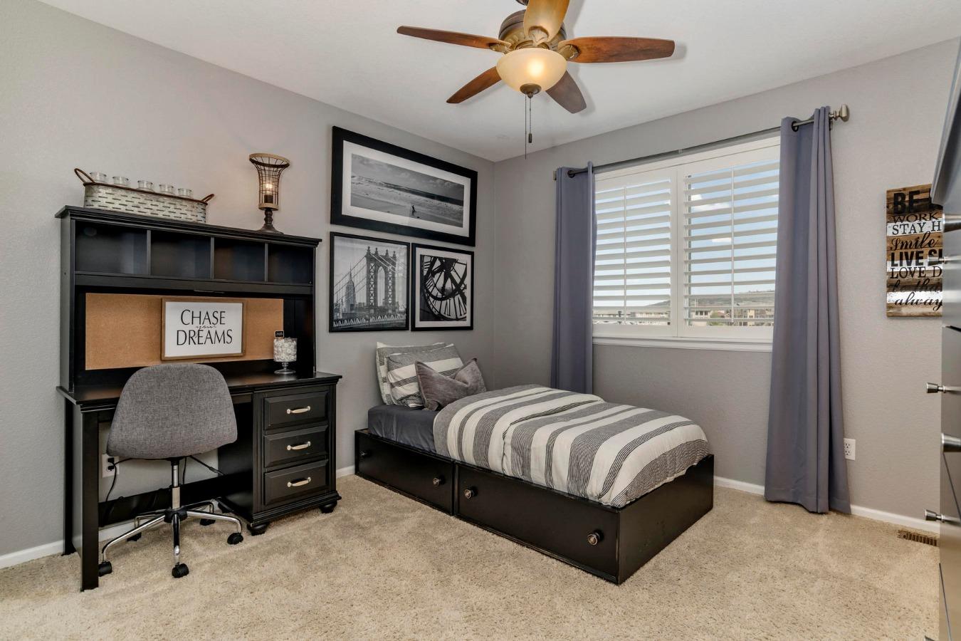 Bedroom #4 Upstairs