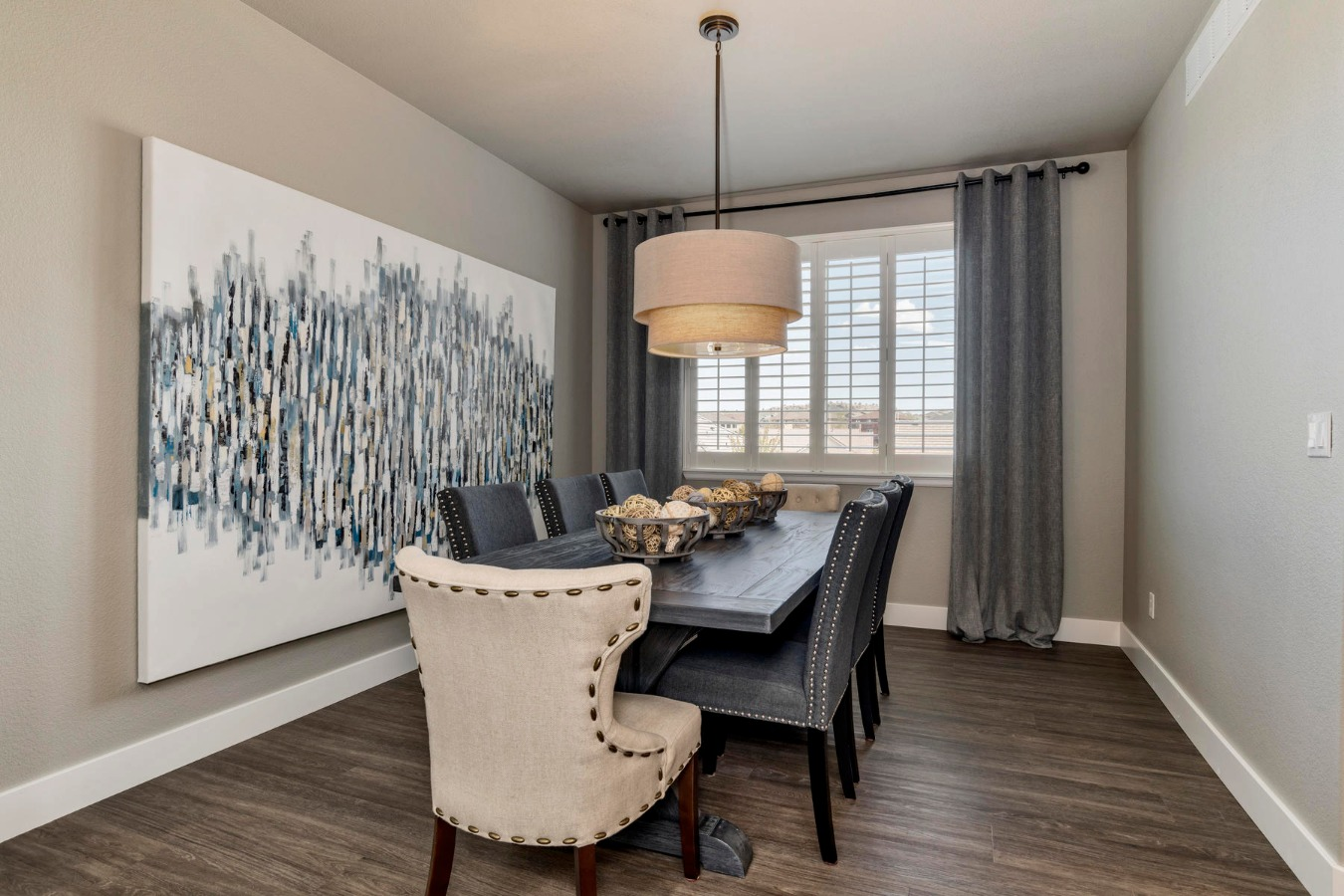Gracious Formal Dining Room