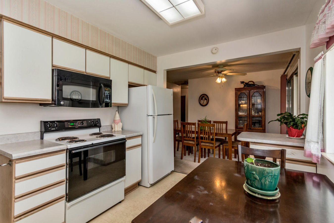 Kitchen Appliances, Freezer & W/D are Included