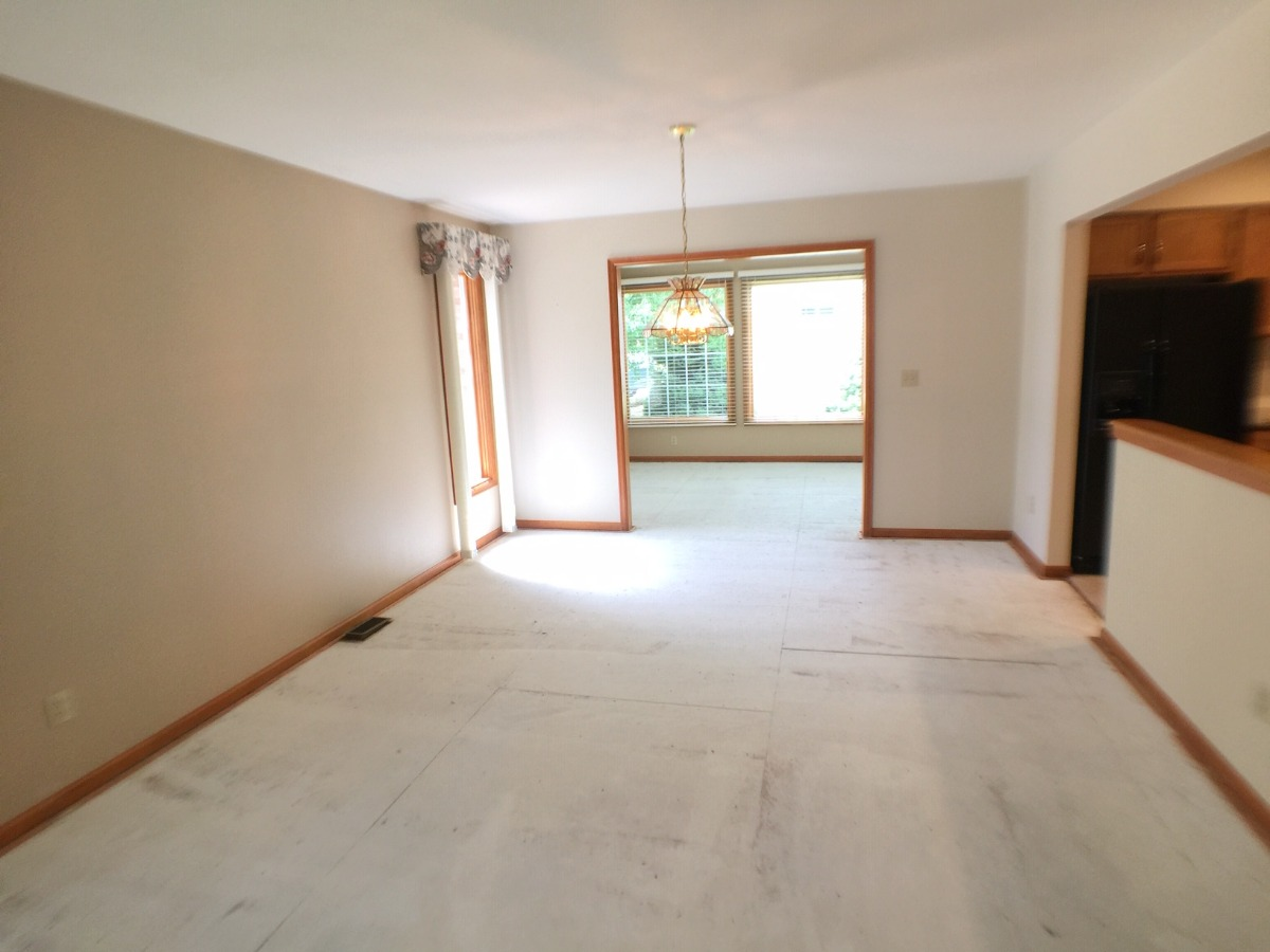 Formal Dining to Family Room