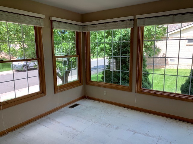 Family Room Adds to Main Floor Living Spaces