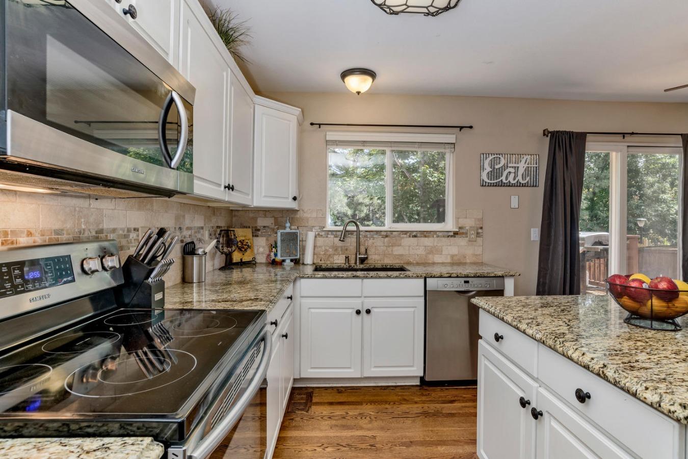 Great Kitchen Workspaces