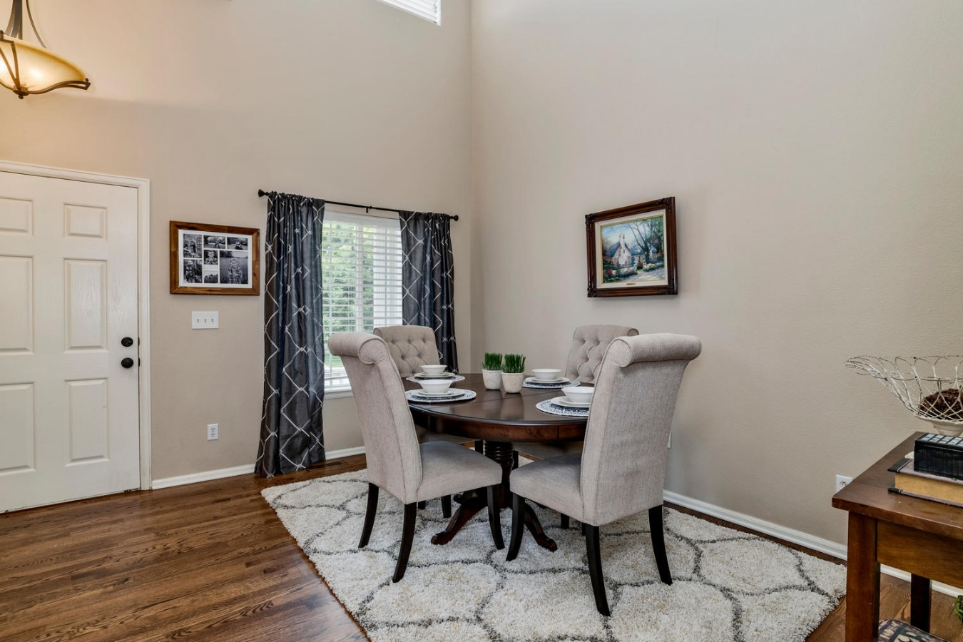 Dining Room or Living Room - It's Your Choice