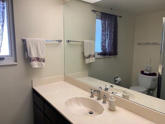 3/4 Bath in Master Bedroom