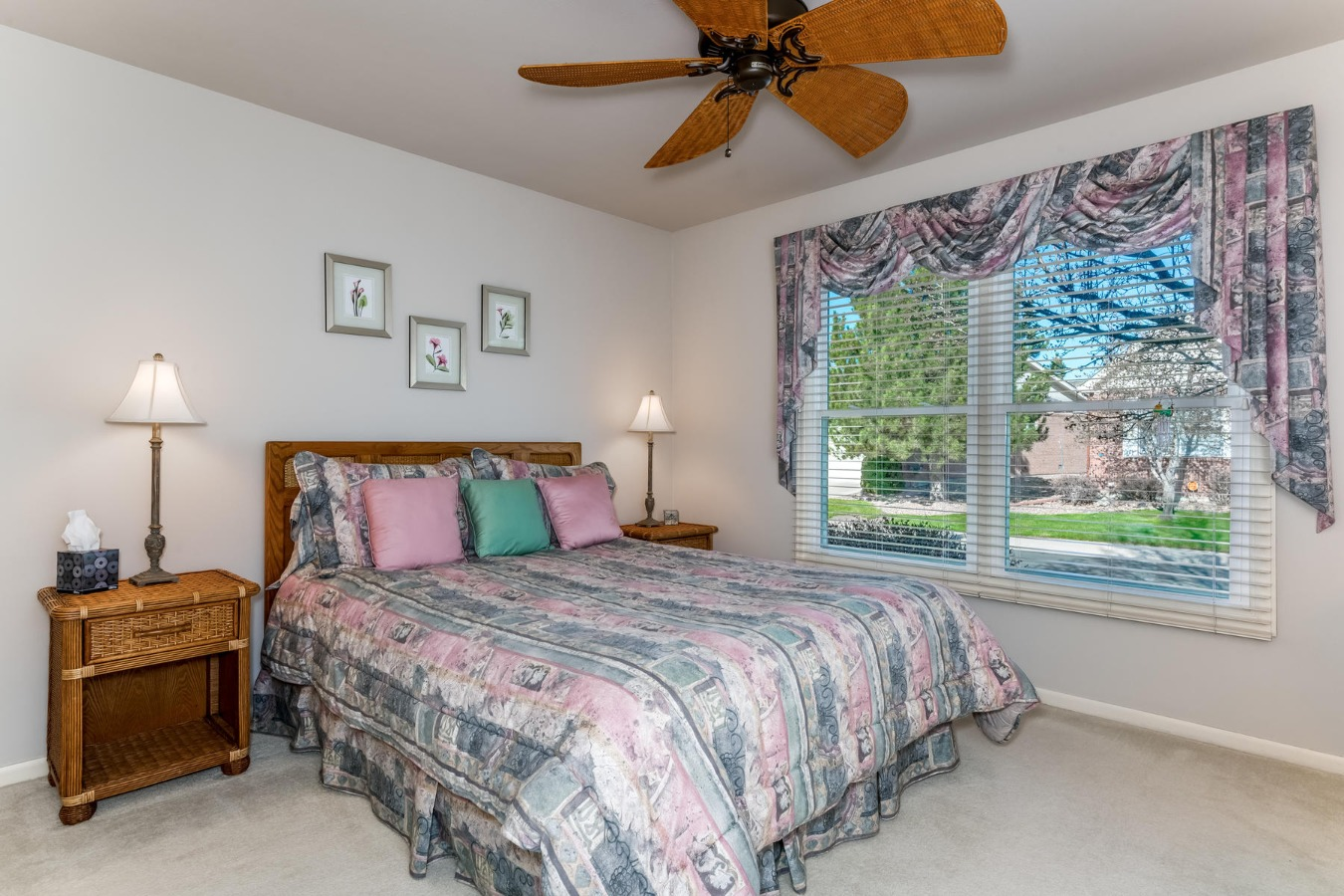 Large Secondary Bedroom on Main