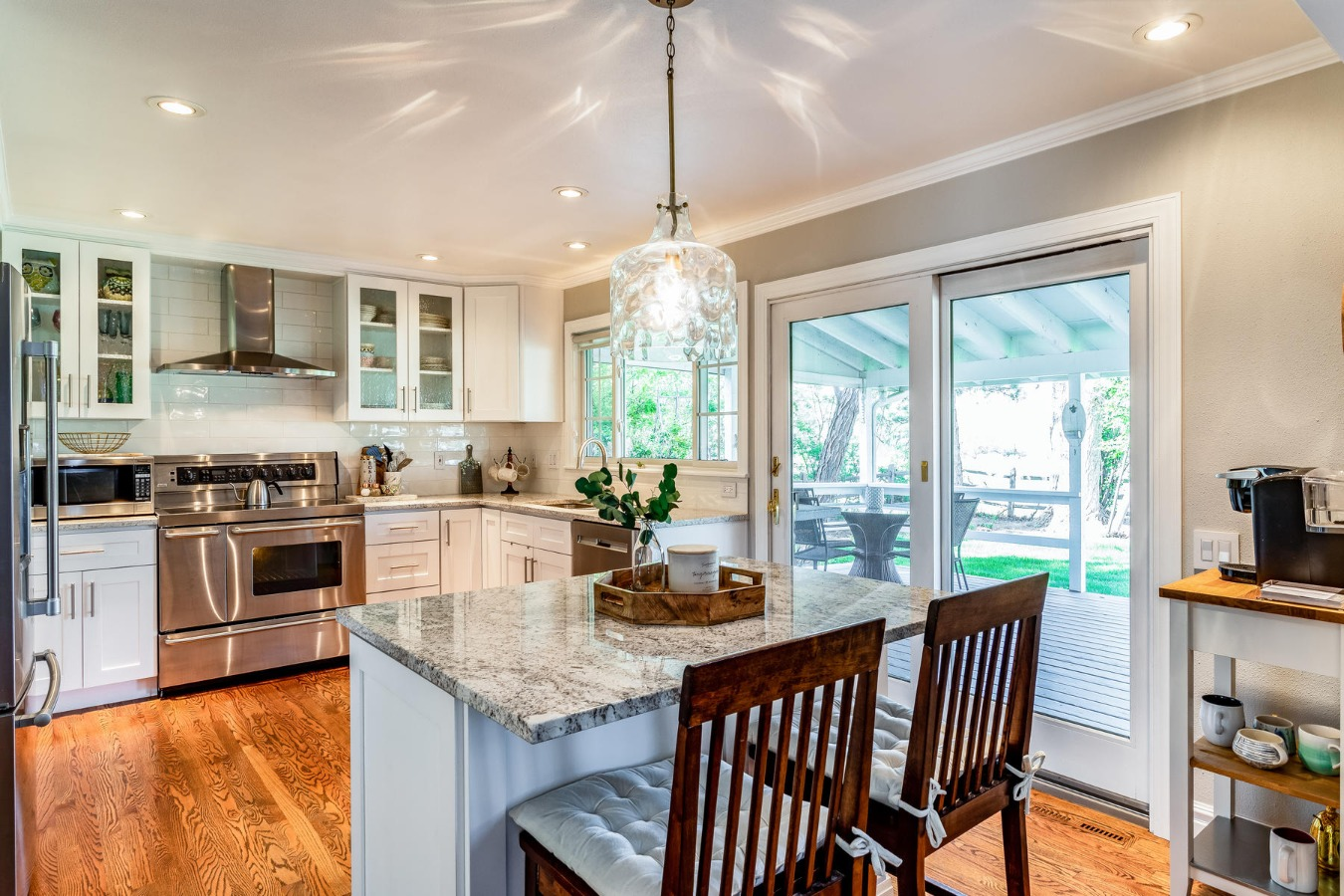 Totally Remodeled Gourmet Kitchen!