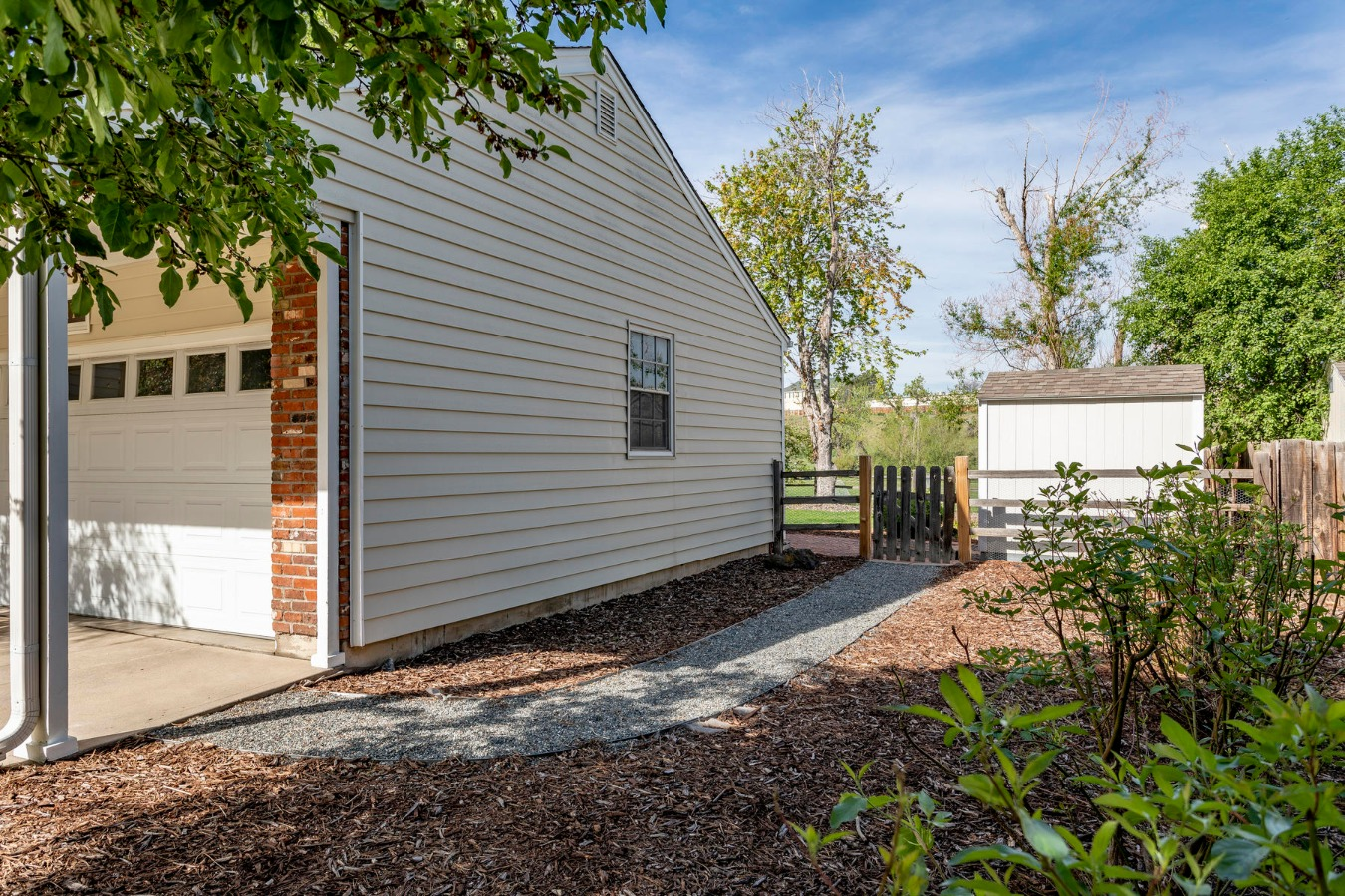 Garden/Storage Shed is Included with this Home