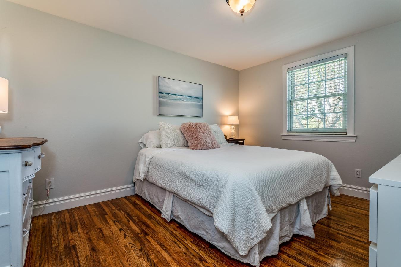 Bedroom #3 Overlooks Cherry Knolls Park