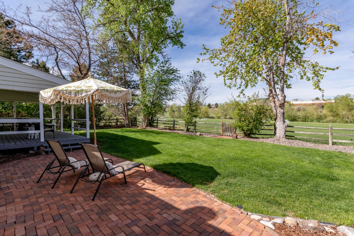 Brick Paver Patio Adds to Outdoor Living Spaces