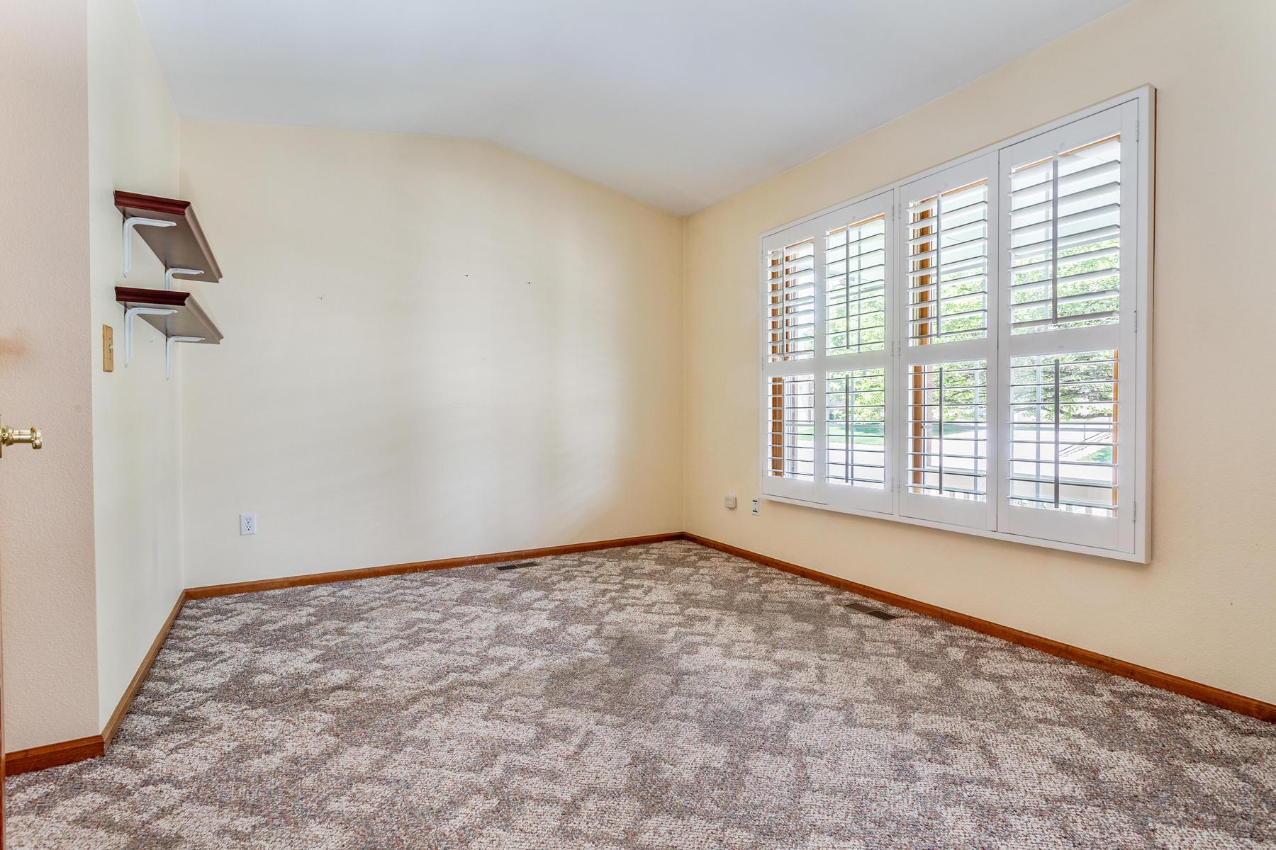 2nd Bedroom on Main or Study/Den/TV Flex Space