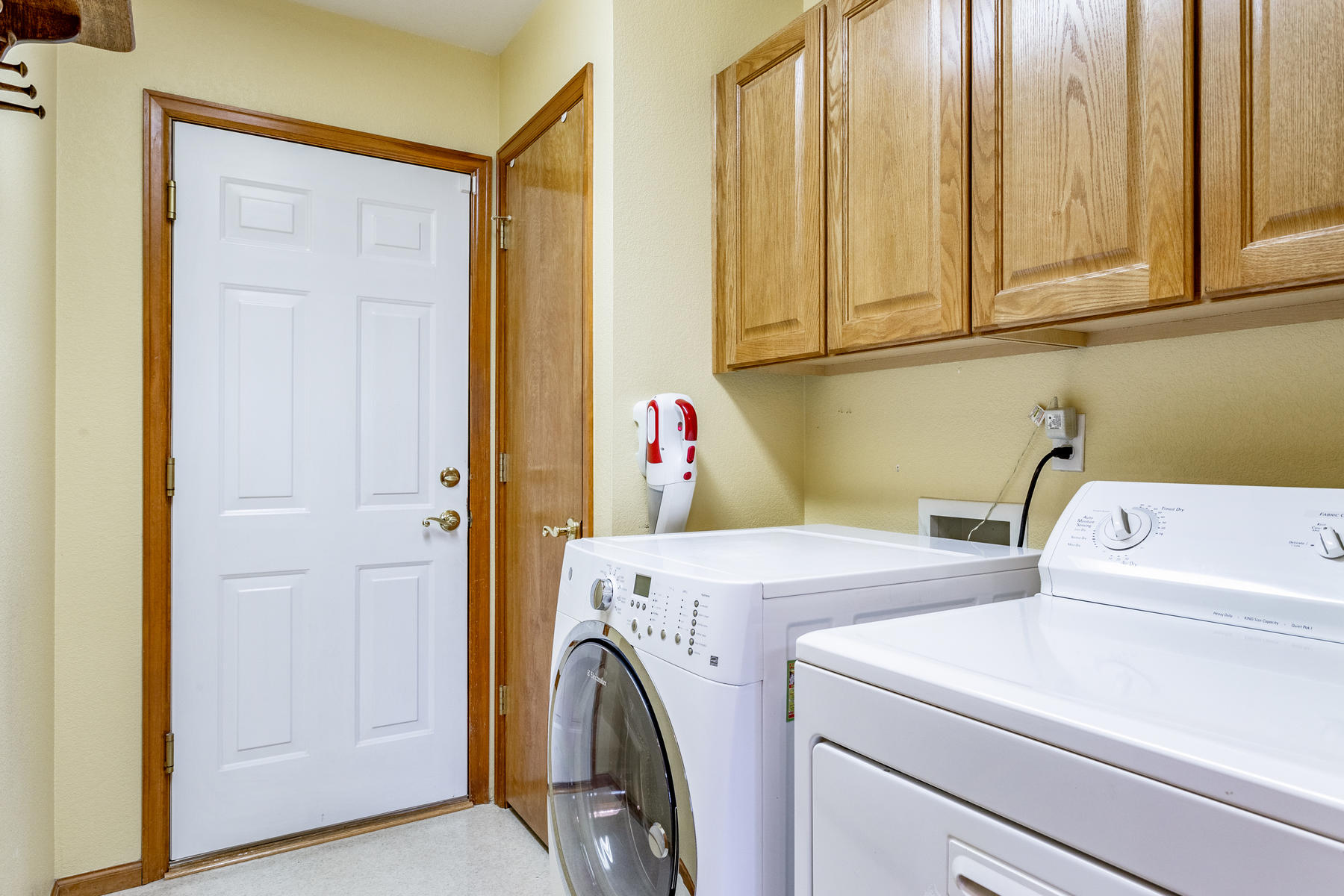 Main Floor Laundry - Washer & Dryer are Included