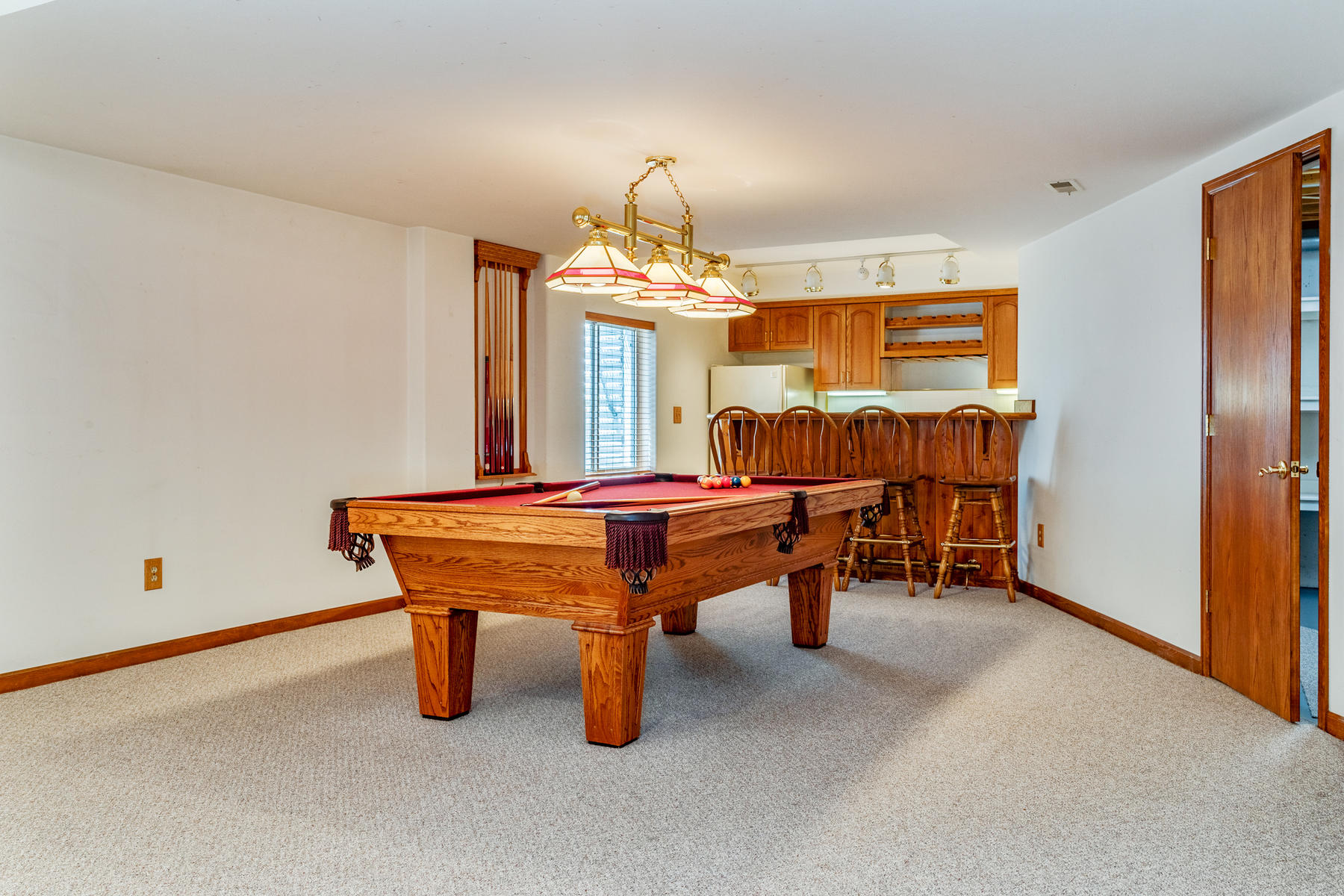 Space for Several Game Tables & Home Theatre
